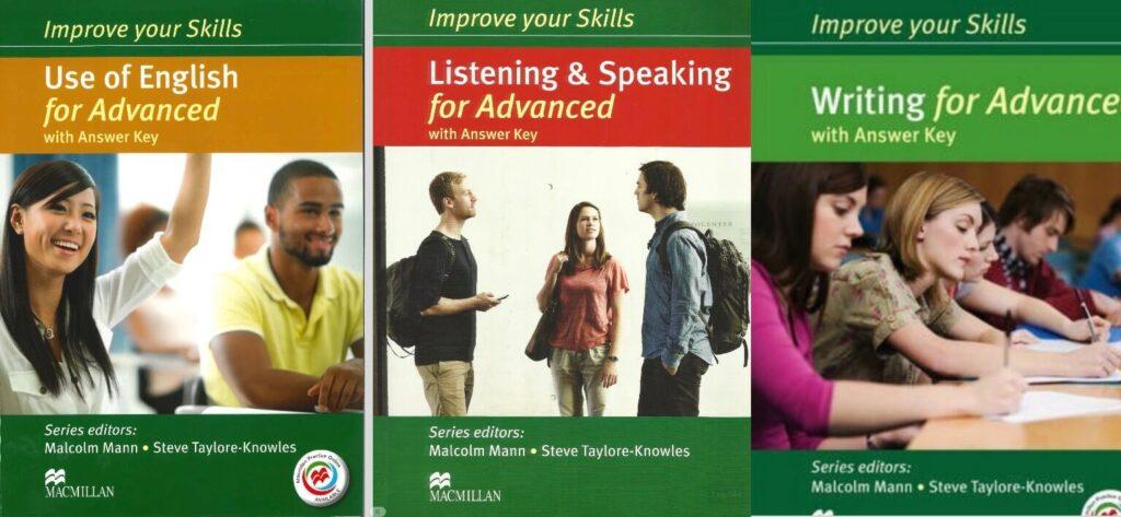 Серия Improve Your Skills для Advanced