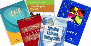 Speaking, Listening, Use of English for FCE